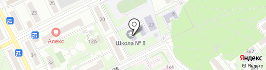 МСК на карте Жуковского