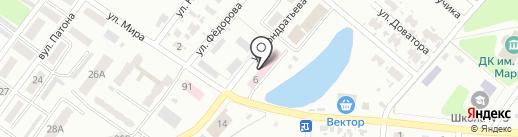 36,6 на карте Харцызска