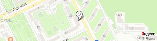 Salvador на карте Жуковского