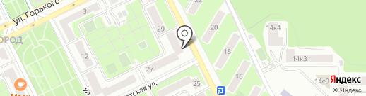 Picasso на карте Жуковского