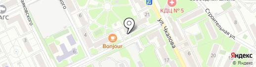 ЭдельВейС на карте Жуковского