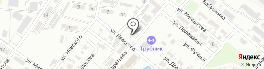 Харцызский центр социально-психологической реабилитации детей на карте Харцызска