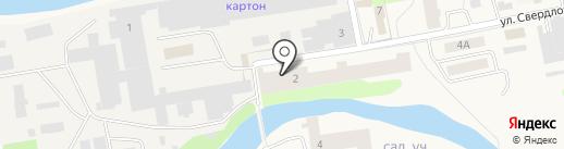Хозтовары.Онлайн на карте Красноармейска