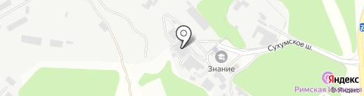 Гелблок.ру на карте Геленджика