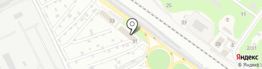 Учебный центр ПО, АНОО на карте Жуковского