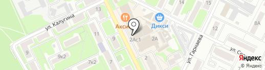 California shop на карте Жуковского