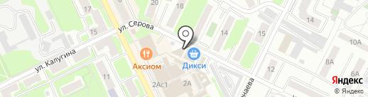 Королева на карте Жуковского