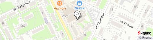 Вираж на карте Жуковского