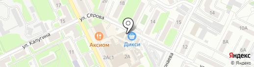 Лидер на карте Жуковского