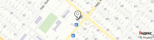 Автогид на карте Харцызска