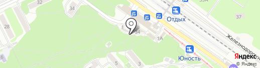 Мобил Элемент на карте Жуковского