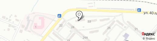 ОЛВИ на карте Харцызска