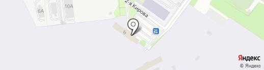 Летно-исследовательский институт им. М.М. Громова на карте Жуковского