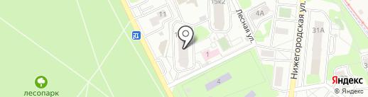 Календарь Тур на карте Жуковского