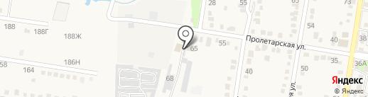 Банкомат, Сбербанк, ПАО на карте Абинска