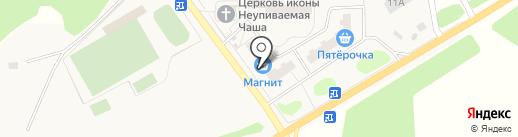 Фрязинский городской информационный центр на карте Литвиново