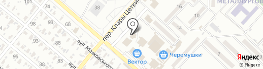 Terra byte на карте Харцызска