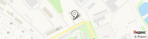 Пожарная часть № 21 на карте Красноармейска