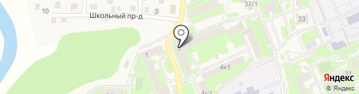 Надежда на карте Красноармейска