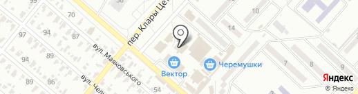 Сільпо, супермаркет на карте Харцызска