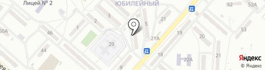 ОЩАДБАНК, ПАО на карте Харцызска