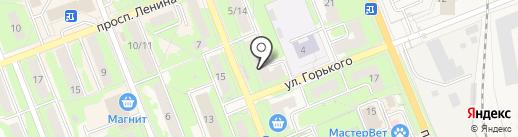Многопрофильный магазин на карте Красноармейска