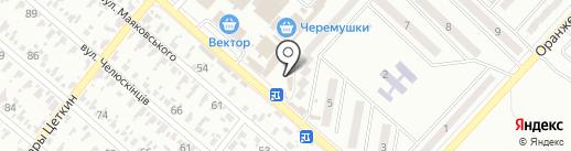 Рыбный день на карте Харцызска