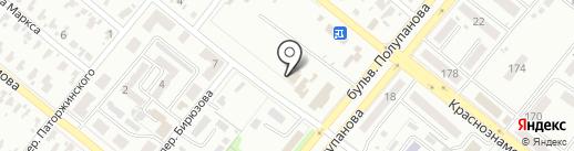 Леди Босс на карте Харцызска