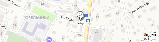 New Neo Vasuki на карте Жуковского