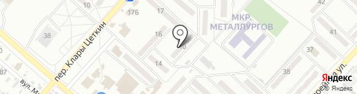 Государственная регистрационная служба Украины на карте Харцызска