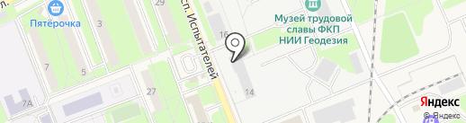 Банкомат, Банк ВТБ, ПАО на карте Красноармейска