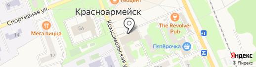 MilaVitsa на карте Красноармейска