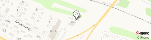 Billgard на карте Узловой