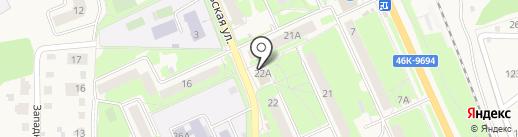 Multimedia city на карте Красноармейска