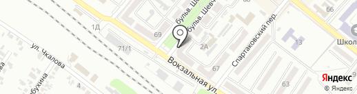 Полюс, магазин электротехнической продукции на карте Харцызска