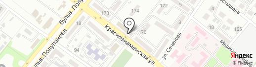 ЗооДом на карте Харцызска