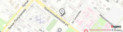 Нотариус Галяткина В.А. на карте Харцызска