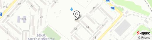 Нептун, продуктовый магазин на карте Харцызска