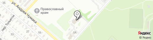 Саун-клуб, оздоровительно-развлекательный центр на карте Харцызска