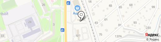 МТС на карте Красноармейска