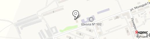 Нижняя Крынка на карте Нижней Крынки