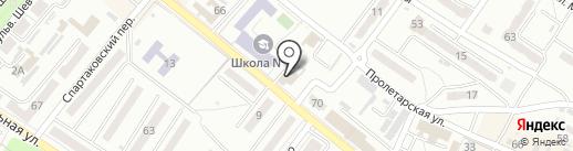 Ирис, универсам на карте Харцызска