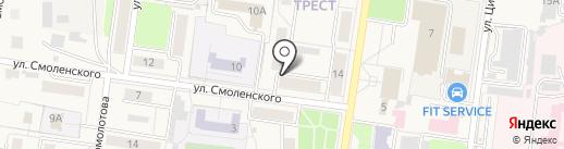 Qiwi на карте Узловой