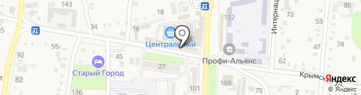 ПАФОС на карте Абинска