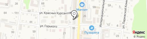 Art Nail Studio на карте Абинска