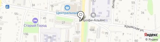 Православная лавка на карте Абинска