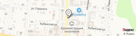 Ваша защита на карте Абинска