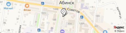 Glamour на карте Абинска