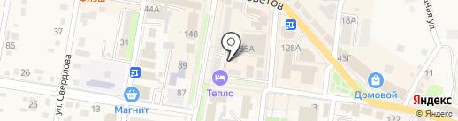 Электро Техника на карте Абинска