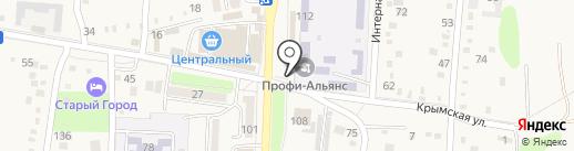 SV Mobile на карте Абинска